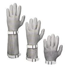 Handschoen wisselbanden
