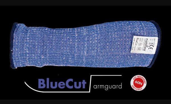 Officiële foto van een Niroflex Armguard onderarmbeschermer
