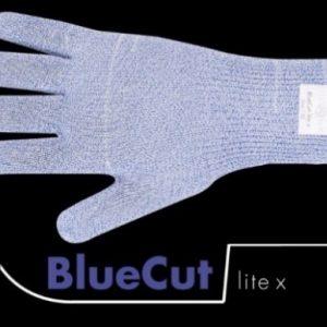 Officiële foto van een Niroflex BlueCut Lite X snijwerende handschoen