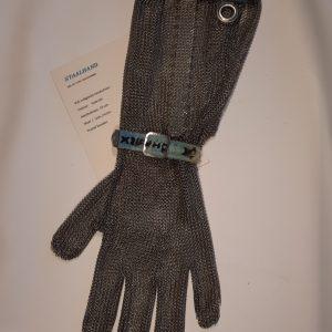 Chainex handschoen met 19 centimeter manchet